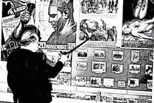 Expositie Spaanse Burgeroorlog 1976