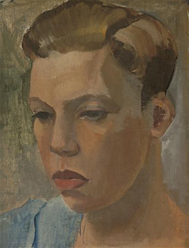 Portret Anneke Van De Feer