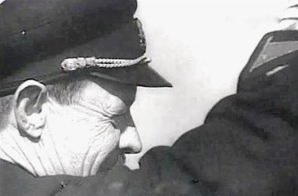Kapitein Iwan Semjonowitsch Borissenko