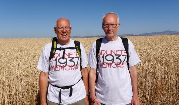 Piet van den Hamer & Geert van Poelgeest_Quijorna 2-6-2016