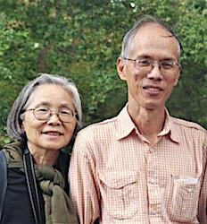 Hwei-ru en Len Tsou