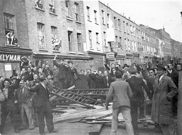 Cable Street 4 oktober 1936