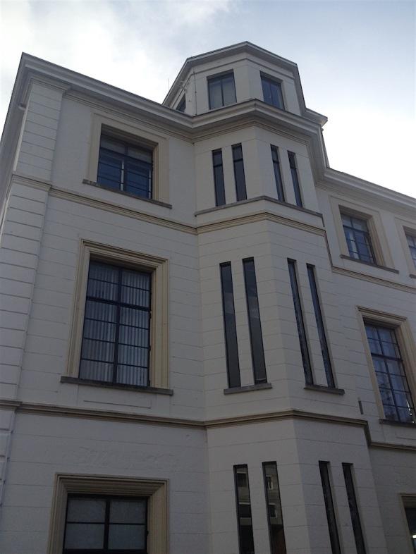 Voormalig kantoor van de SD in Arnhem